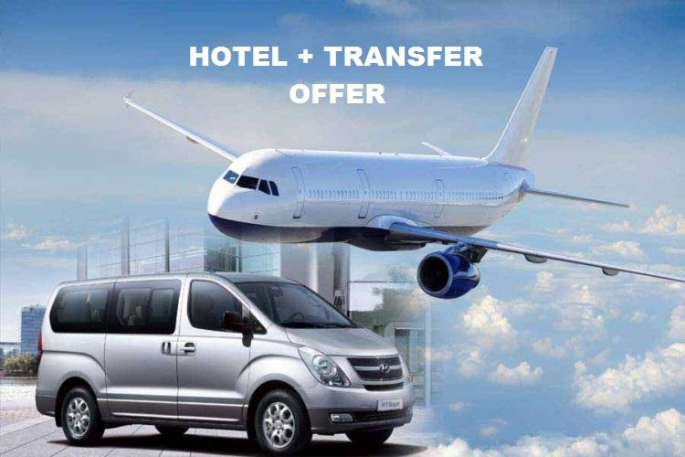hotel + transfer